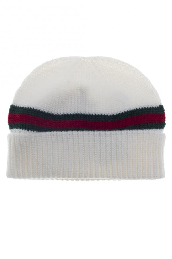 Wool Hat Gucci Kids - Vitkac shop online fd42597b9be