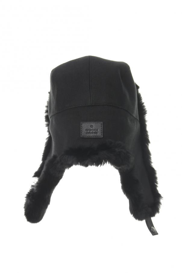 Cotton Aviator Cap Gucci - Vitkac shop online 71a2314d0a6