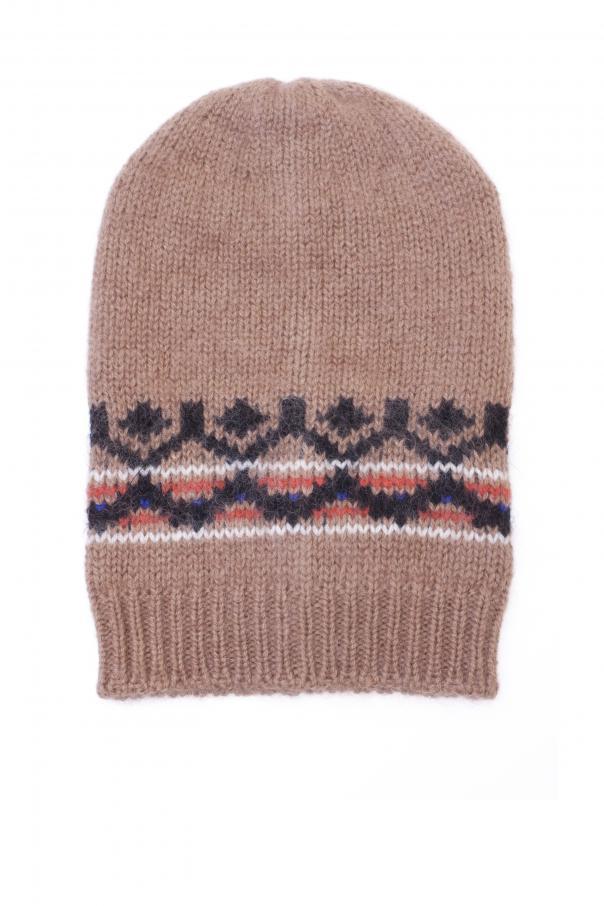 Wool Patterned Hat Gucci - Vitkac shop online 465b5e1c20f3