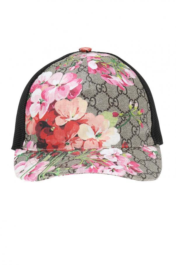 GG Supreme  canvas baseball cap Gucci - Vitkac shop online 42ae2af0306e