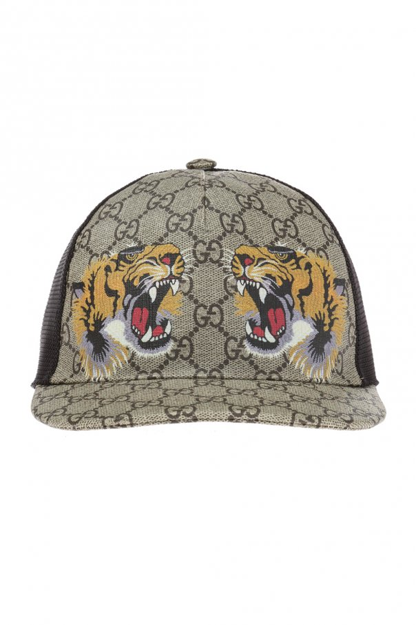 Gucci Baseball cap with a print