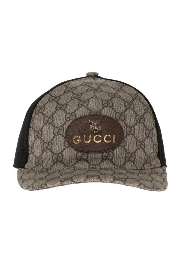 48f4bcc9a71 Logo-embroidered baseball cap Gucci - Vitkac shop online