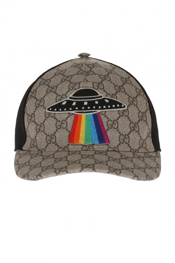 af29a3454da48 Logo-embossed baseball cap Gucci - Vitkac shop online
