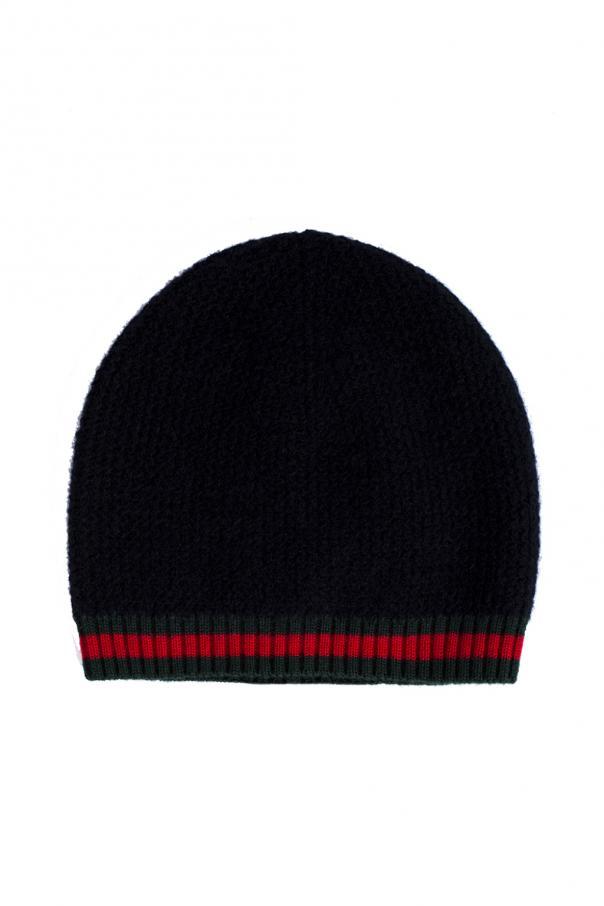 680db7be03dc9 Web  stripe hat Gucci Kids - Vitkac shop online