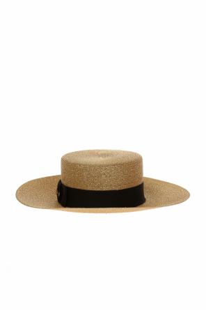 Grosgrain band hat od Gucci