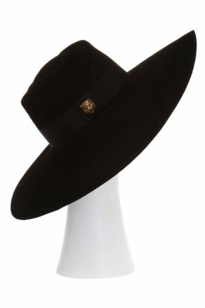 Wide-brimmed hat od Gucci