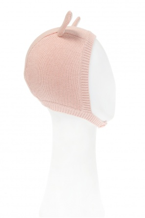 Ear-appliqued hat od Stella McCartney Kids