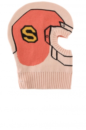 Embroidered balaclava od Stella McCartney Kids