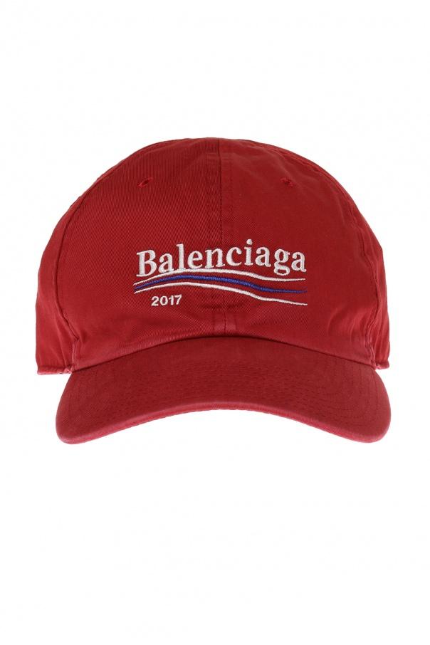 Baseball cap with logo Balenciaga - Vitkac shop online e09ffaf6cf76