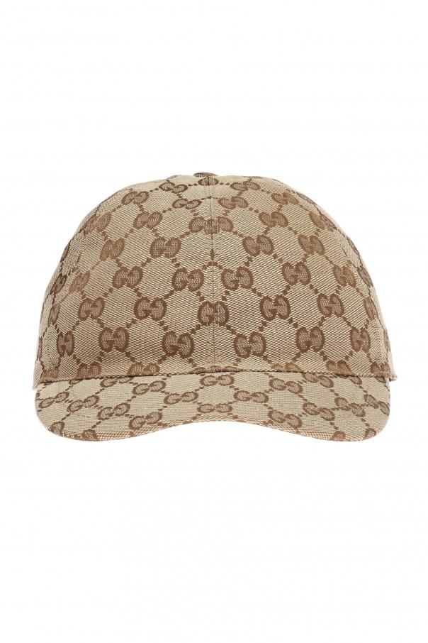 Gucci Kids Logo-embroidered baseball cap
