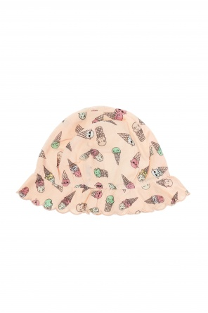 Ice cream motif hat od Stella McCartney Kids