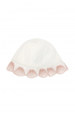 Shell motif hat od Stella McCartney Kids
