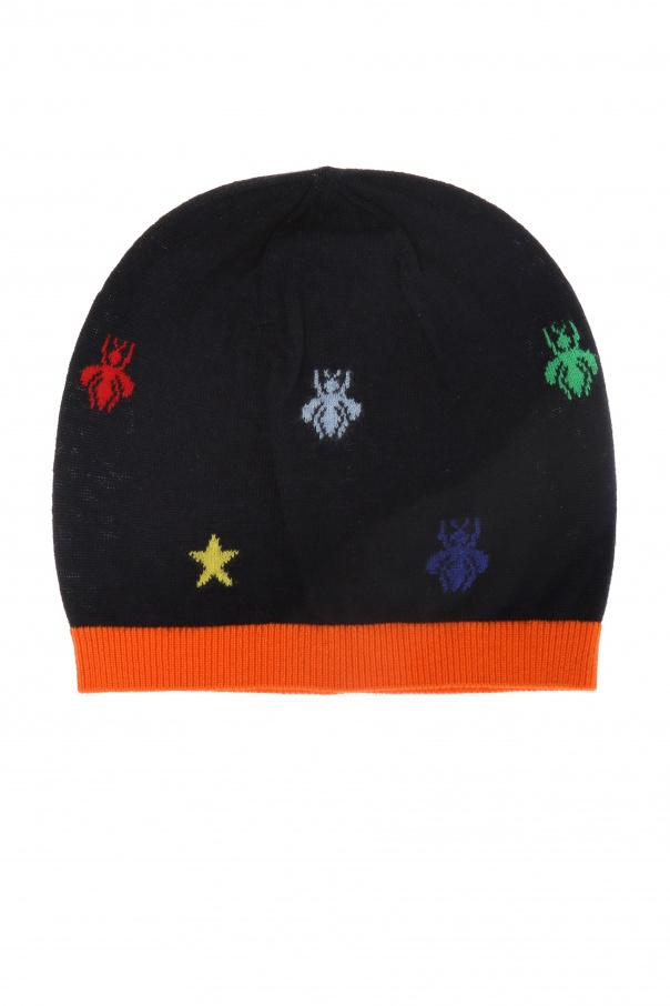 Embroidered hat Gucci Kids - Vitkac shop online 7f54475bf6a7