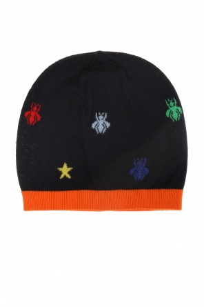Embroidered hat od Gucci Kids