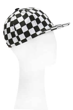 Checked baseball cap od Stella McCartney Kids