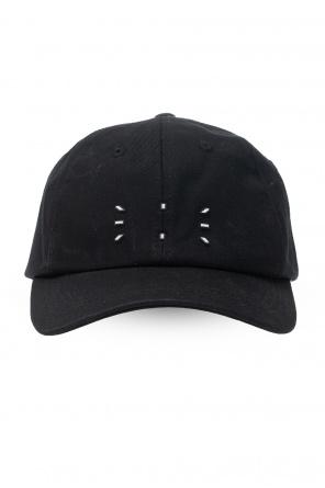 Baseball cap with logo od MCQ