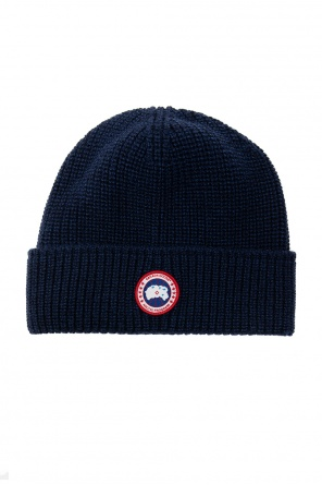 Logo-patched hat od Canada Goose
