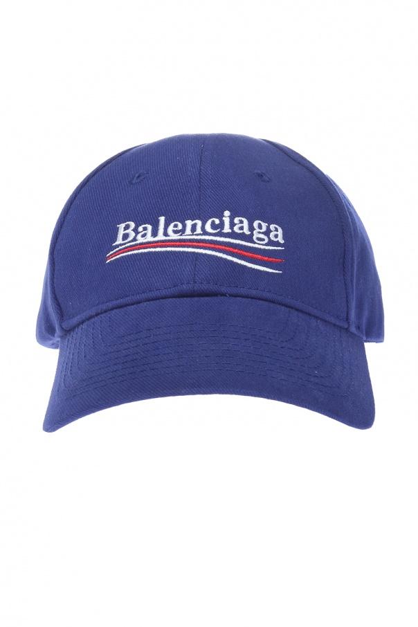 370ebcfc6bc4e Logo-embroidered baseball cap Balenciaga - Vitkac shop online