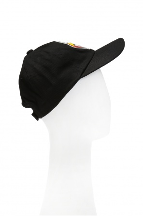 Patched baseball cap od Stella McCartney Kids