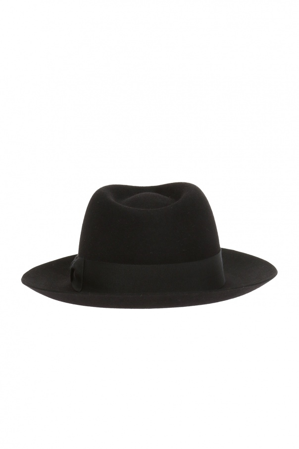 Wide-brimmed hat od Saint Laurent