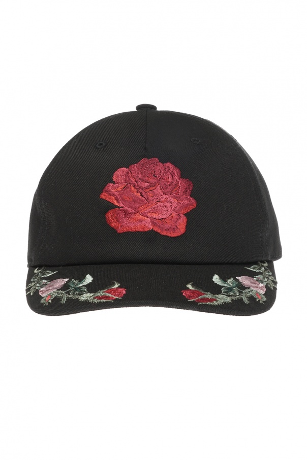 de23d51349b Embroidered baseball cap Alexander McQueen - Vitkac shop online
