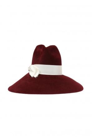 9f510d8ff0fd8 ... Wide-brimmed hat od Gucci
