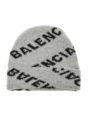 Logo-embroidered hat od Balenciaga