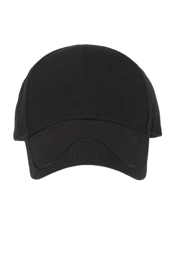 7a5be76768084 Logo-embroidered baseball cap Balenciaga - Vitkac shop online