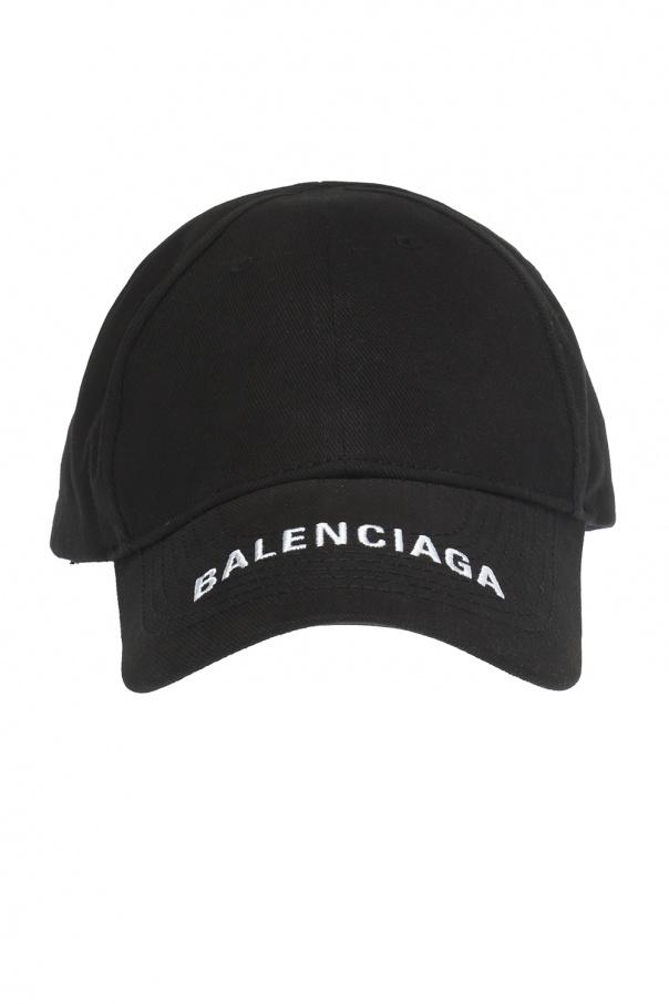 ffb57cd5ca3 Logo-embroidered baseball cap Balenciaga - Vitkac shop online
