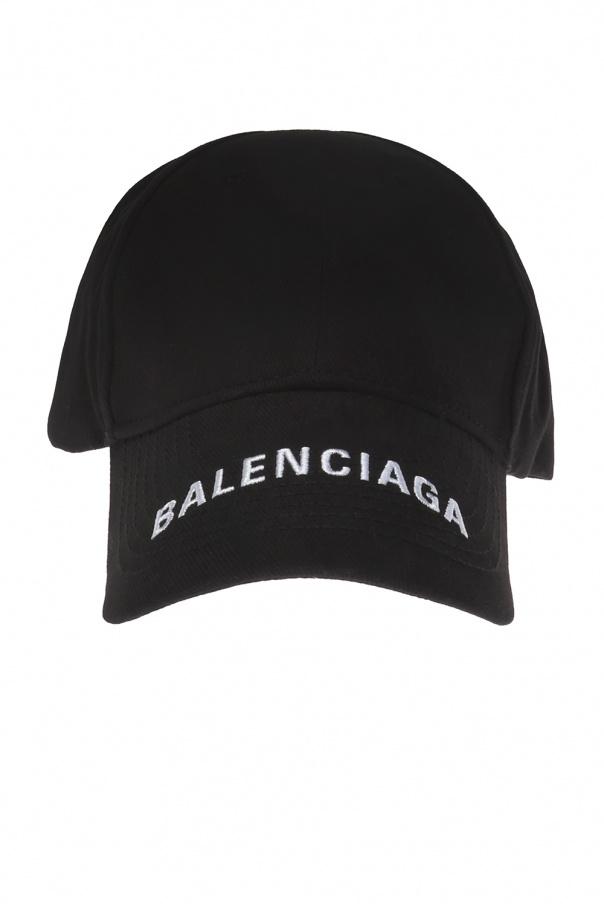 91c5457614a Logo baseball cap Balenciaga - Vitkac shop online