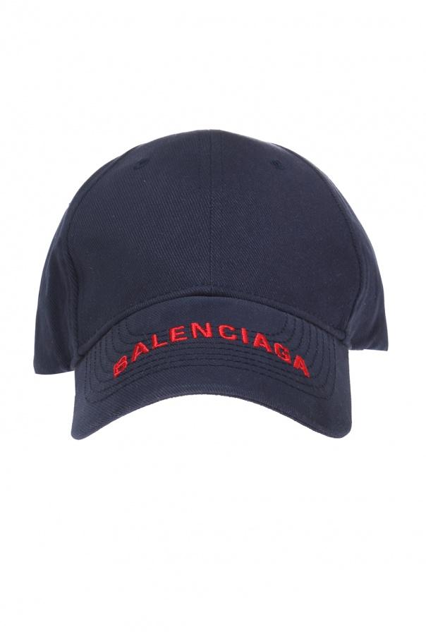 03a9c84b743 Baseball cap with a logo Balenciaga - Vitkac shop online