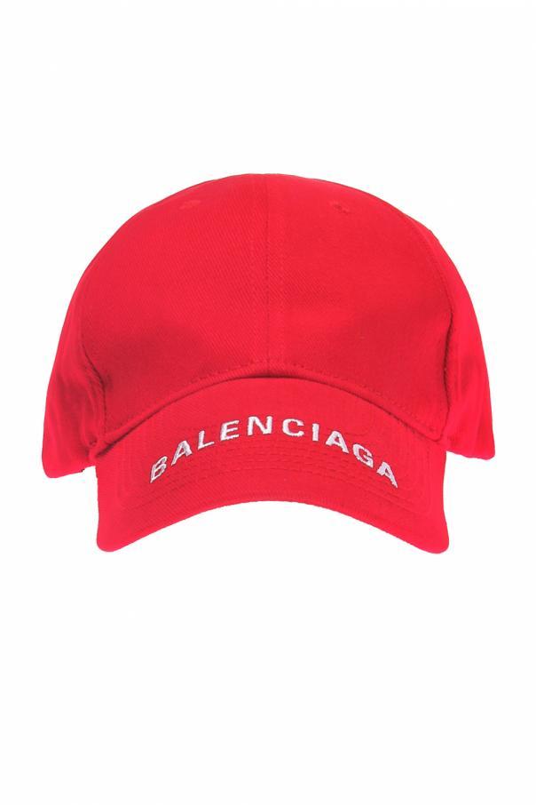 2fc91b3a Baseball cap with an embroidered logo Balenciaga - Vitkac shop online