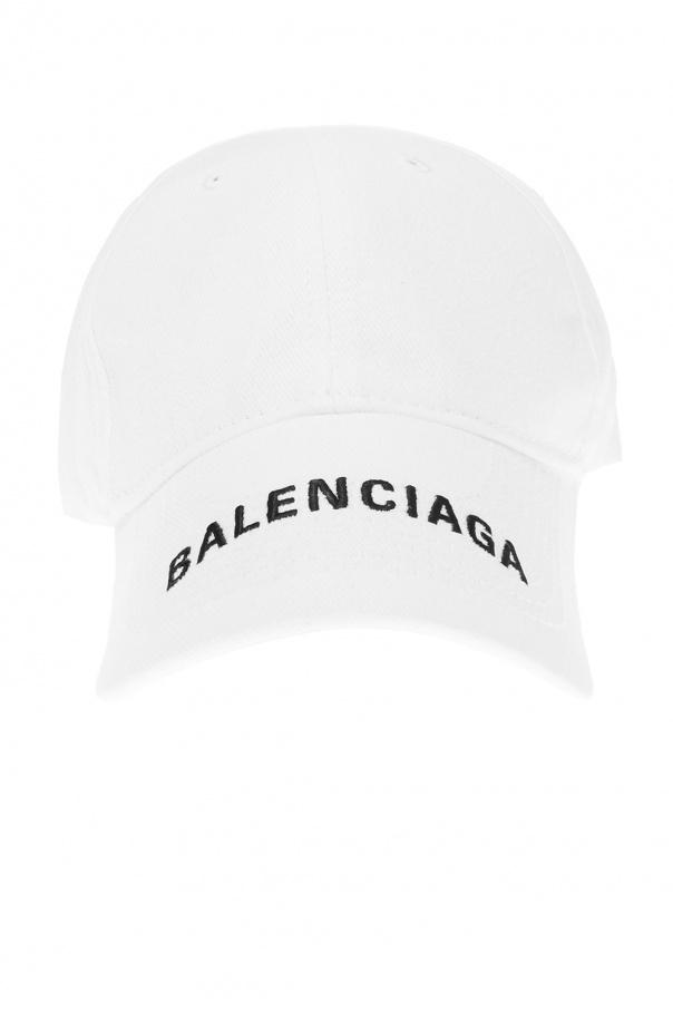 22e80bd2 Logo baseball cap Balenciaga - Vitkac shop online