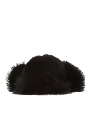 Fur trapper hat od Saint Laurent