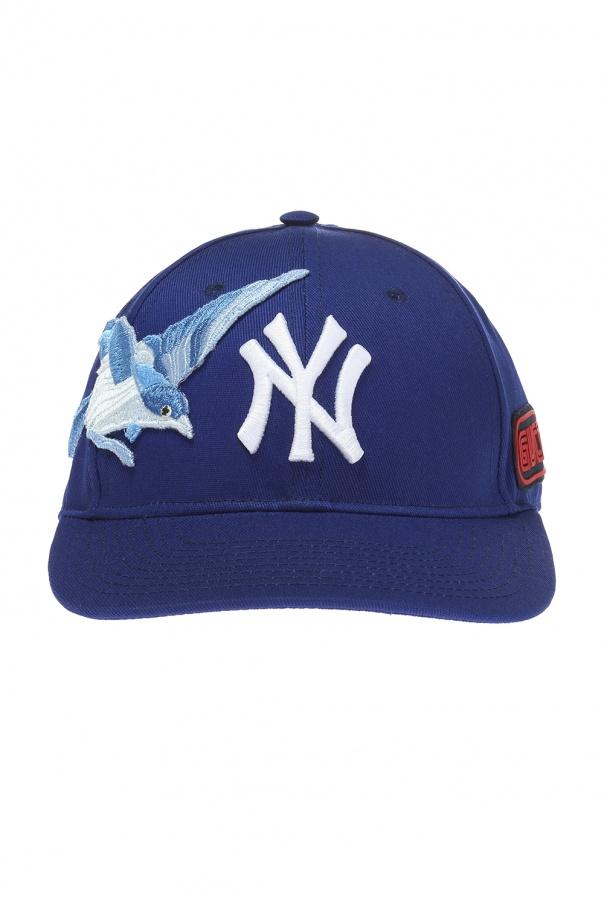Gucci Appliquéd baseball cap