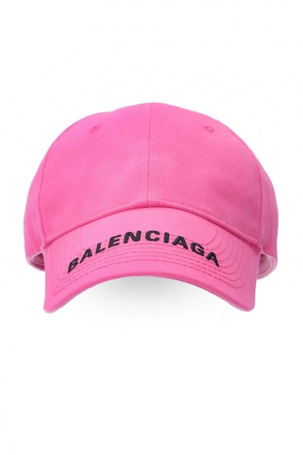 Balenciaga Branded baseball cap