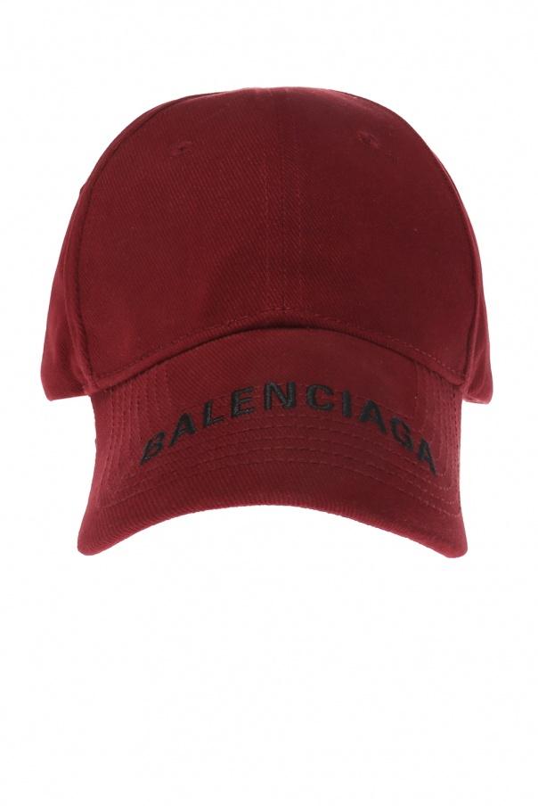 Logo baseball cap od Balenciaga