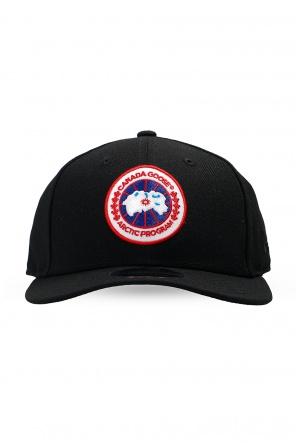Baseball cap with logo od Canada Goose