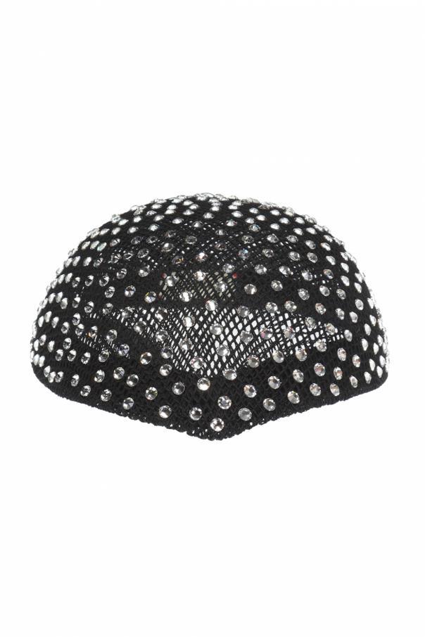 Gucci Embellished hat