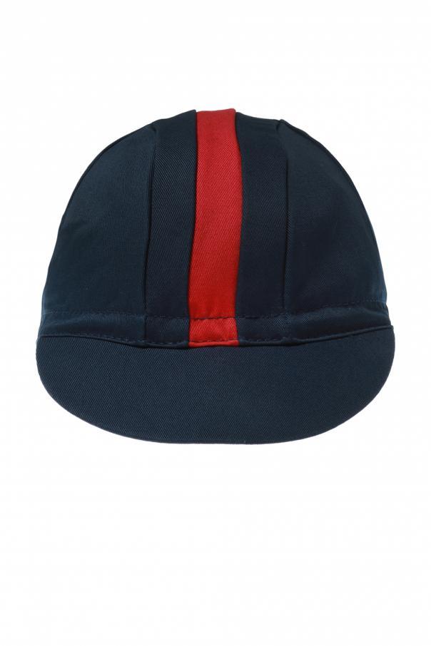 Gucci Kids Baseball cap with logo applique