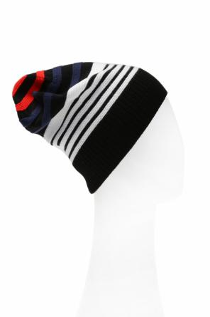 Hat with a striped pattern od Sonia Rykiel