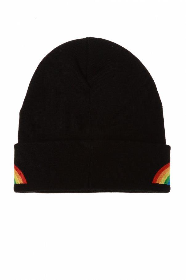 Branded hat od Gucci Kids