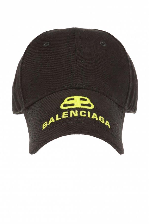 a12af8c0 Logo-embroidered baseball cap Balenciaga - Vitkac shop online