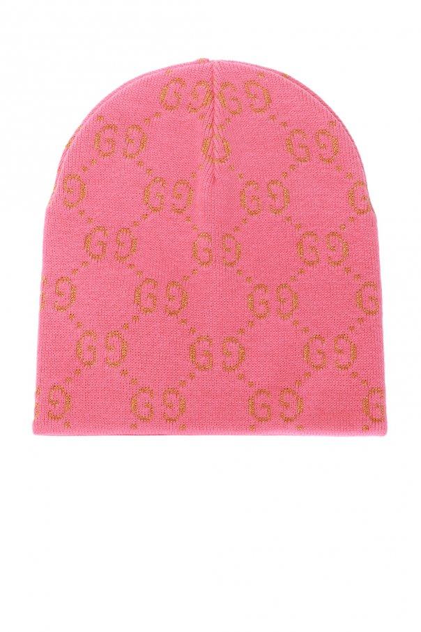 Gucci Kids Patterned hat
