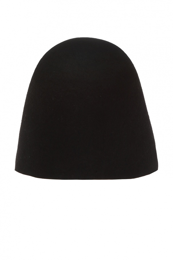 Hat with transparent visor od Gucci