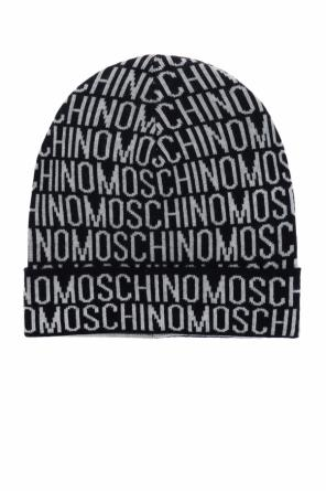 Branded hat od Moschino