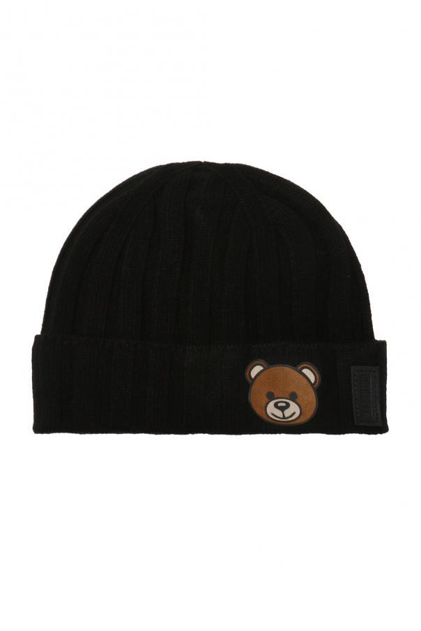 Teddy bear hat Moschino - Vitkac shop online 03933b44dc08