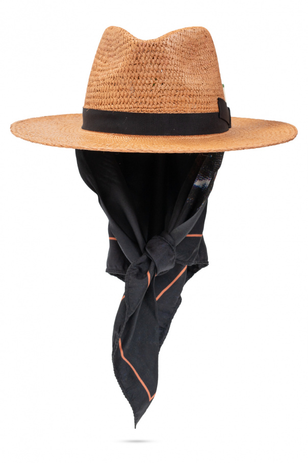 Nick Fouquet 'Mystic' hat with shawl