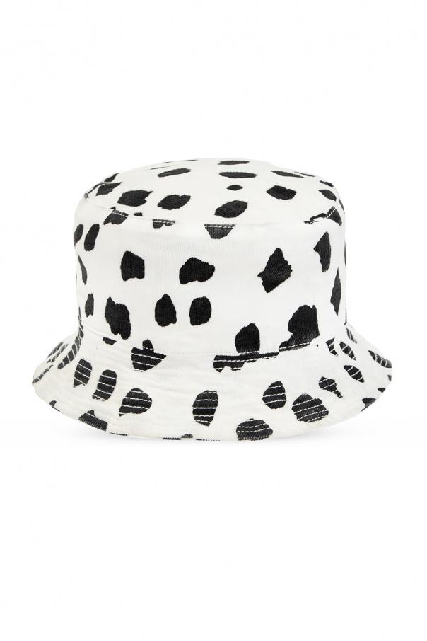 Stella McCartney Kids Corduroy hat