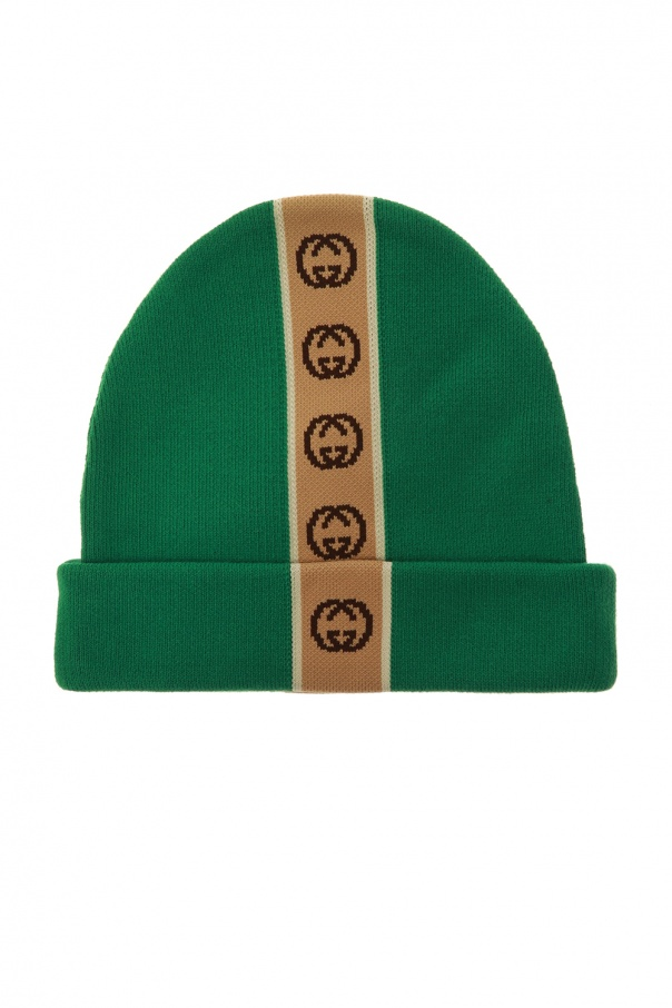 Gucci Kids Hat with logo